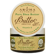 Pure Shea Butter 3.3oz Jar