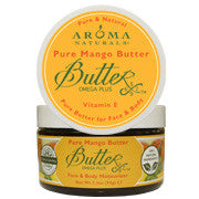 Pure Mango Butter 3.3oz Jar