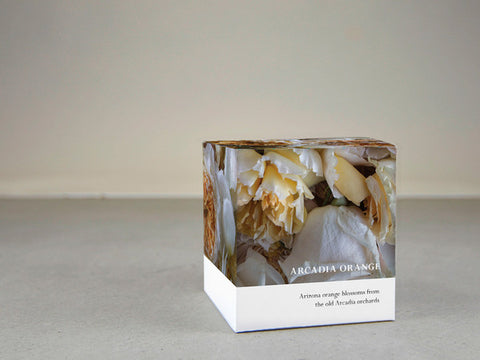 CF Candle Orange Blossom
