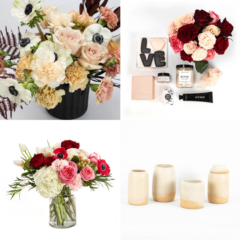 Valentine's Day Gifts for Her Phoenix Florist Camelback Flowershop Gift Guide