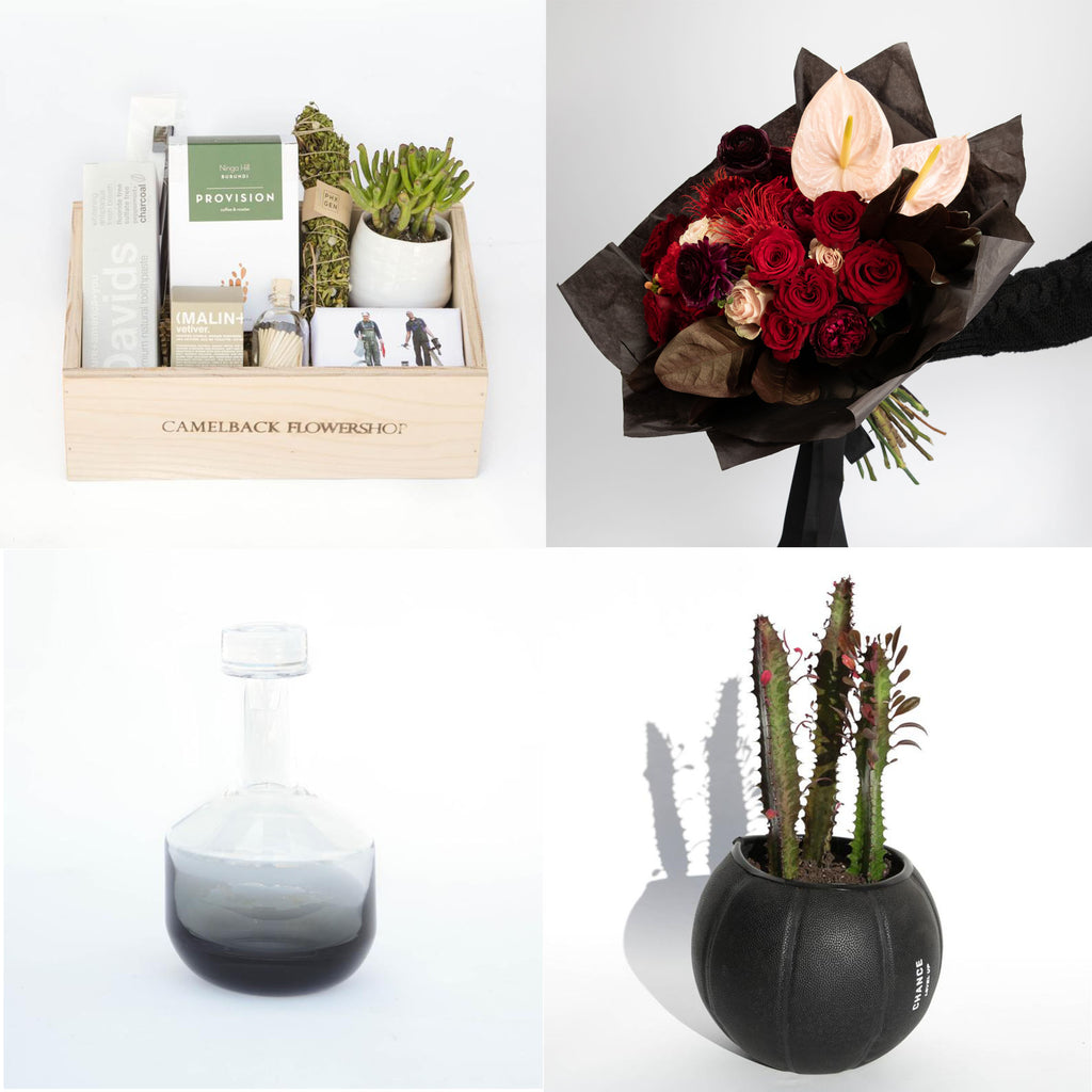 Valentine's Day Gifts for Him Phoenix Florist Camelback Flowershop Gift Guide