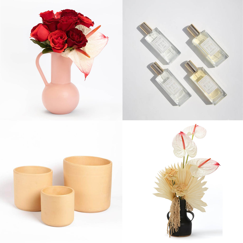 Valentine's Day gifts for self-care Phoenix florist Camelback Flowershop gift guide