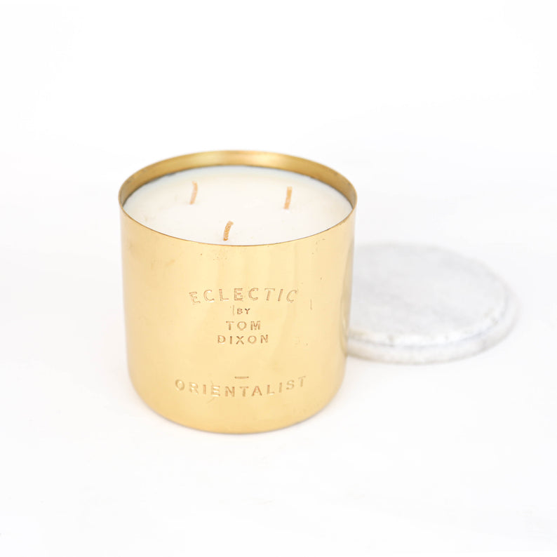 Orientalist Candle