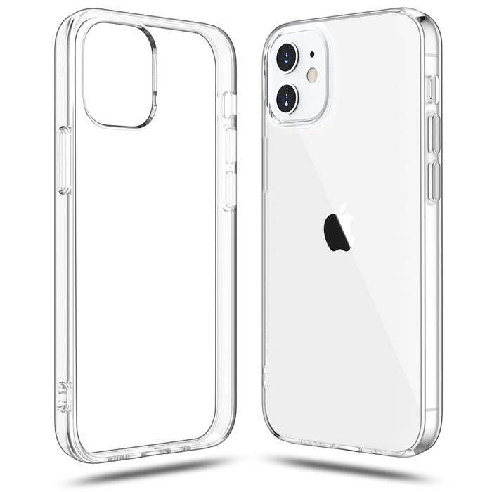 Soft Clear Case for iPhone 12 mini