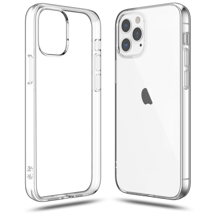 Soft Clear Case for iPhone 12 Pro Max