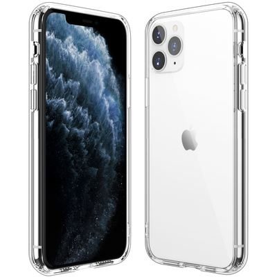 Crystal Clear Case for iPhone 11 Pro with Air-Cushion Design