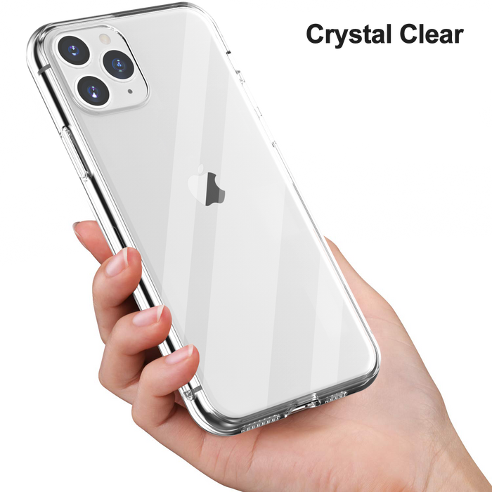 Soft Clear Case for iPhone 11 Pro Max