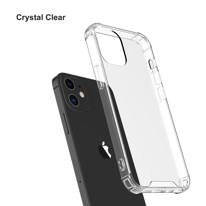 Shockproof Clear Case for iPhone 12 mini