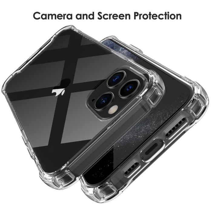 Shockproof Clear Case for iPhone 12 Pro Max