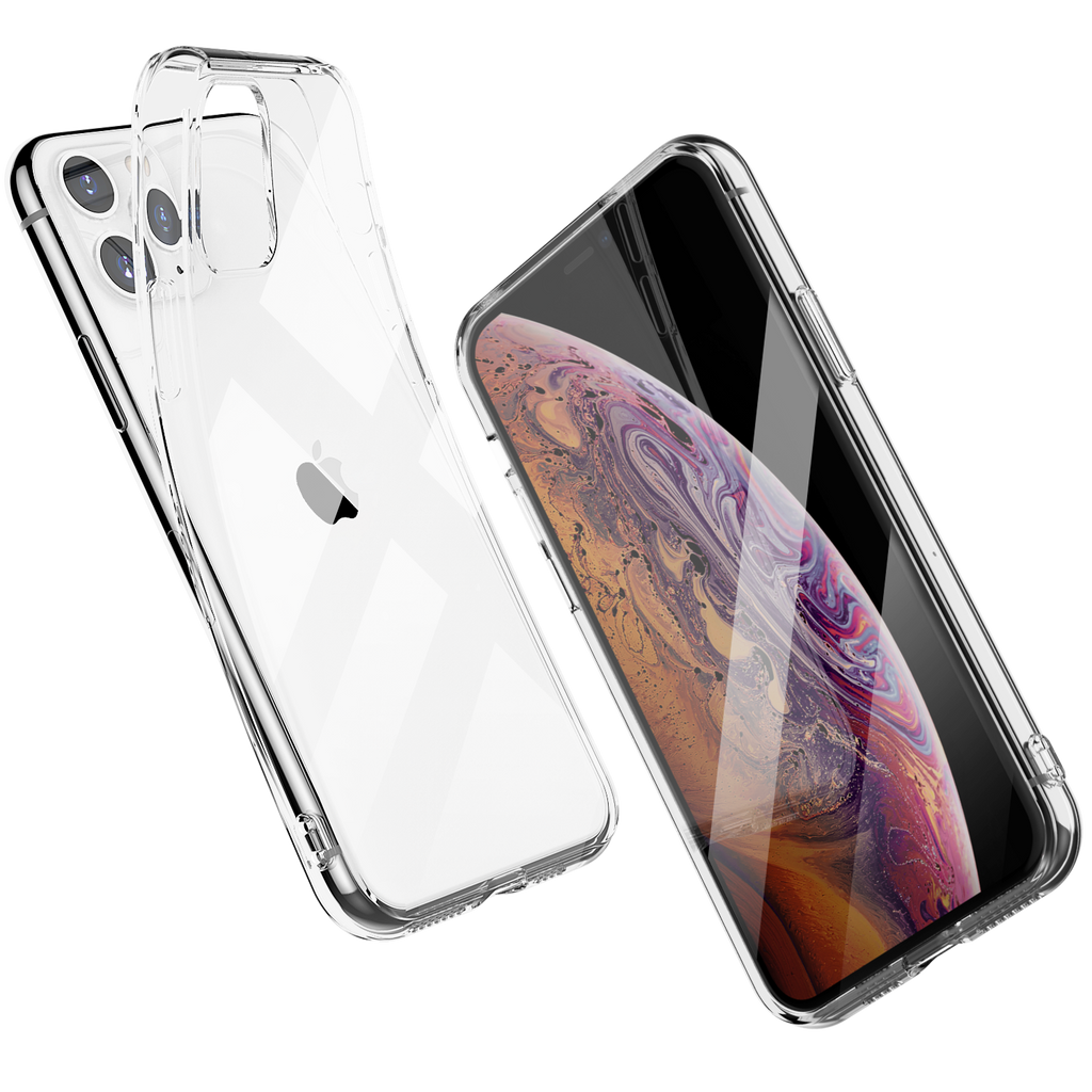 Soft Clear Case for iPhone 11 Pro