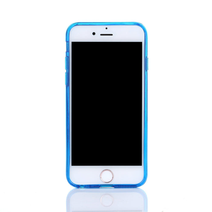 Dark Blue Case for iPhone 6s and 6 Slim Thin TPU Silicone Soft Cover Rubber