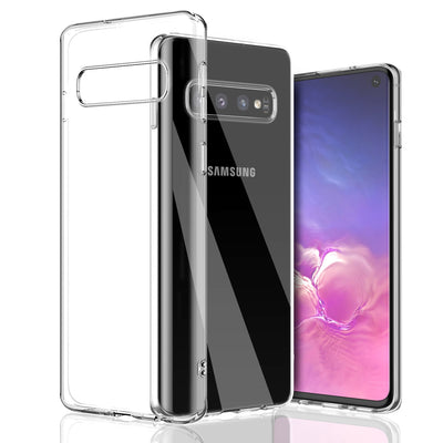 Clear Case for Galaxy S10 TPU Soft Cover -2019 Model