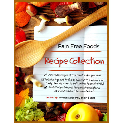 Pain Free Foods Recipe Collection