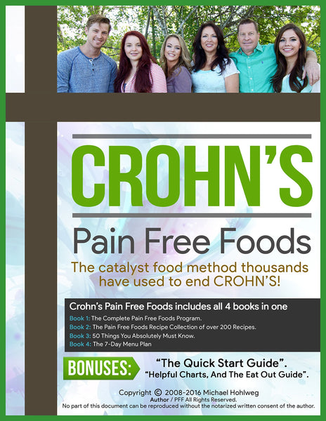 Digestive Tea + Pain free foods Book Hardcopy