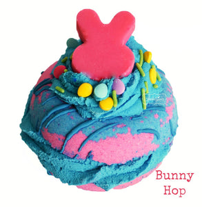 Bunny Hop Bath Bomb Donut Bubble Bar