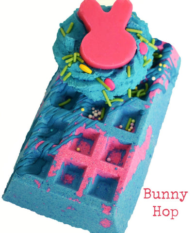 Bunny Hop Bath Bomb Bubble Bar