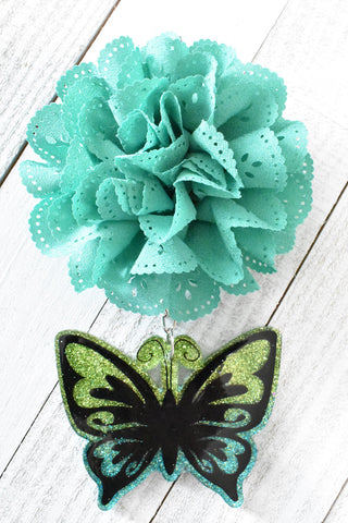 Butterfly Car Vent Air Freshener Kit