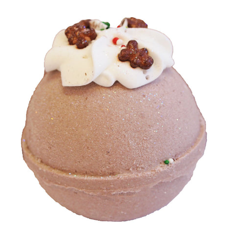 Christmas Cravings Bath Bomb