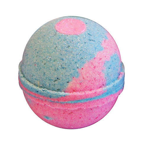 Cotton Candy Bath Bombs