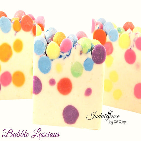 Bubble Luscious Handmade Artisan Soap