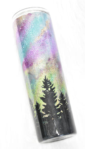 Northern Lights Tumbler 30oz