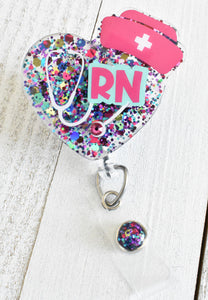 RN Badge Reel