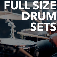 Full Size Drum Sets