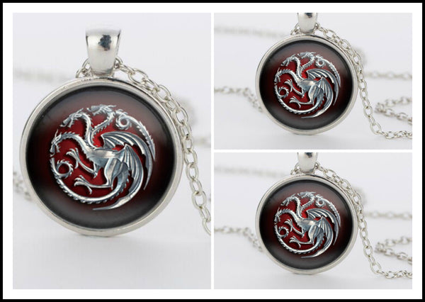 Game of Thrones Targaryen Necklace