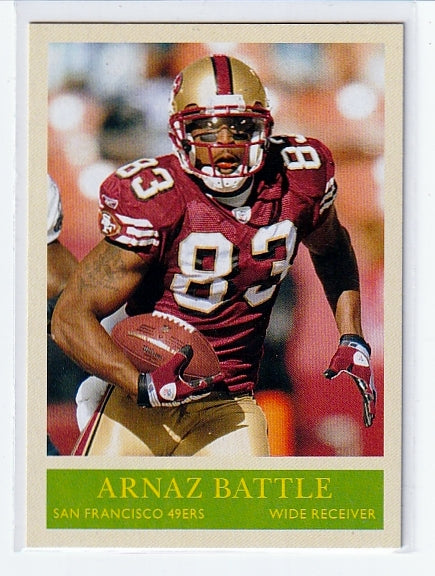 sports cards arnaz battle