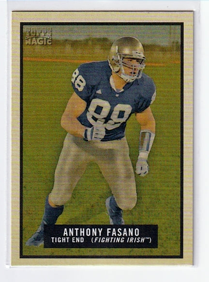 sports cards anthony fasano
