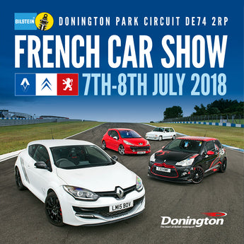 French Car Show 2018 Weekender