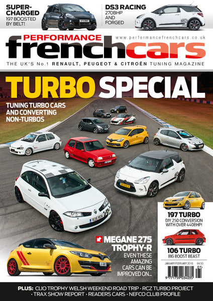 Jan Feb 2018 Turbo Special