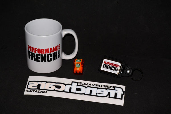 PFC Mug + Key Ring Set