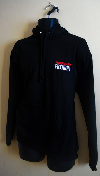 Performance French Cars Magazine Embroidered Hoddie