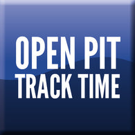 Open Pit Track Time - Sessions from £60 - £75