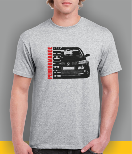 Performance French Cars T-Shirt