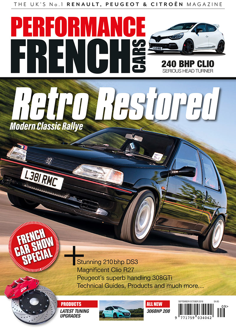 Pfc Sep Oct 2018 French Car Show Special Free Uk Post