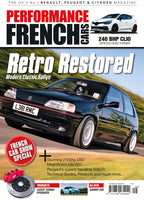 PFC Sep oct 2018 French Car Show Special (FREE UK POST)