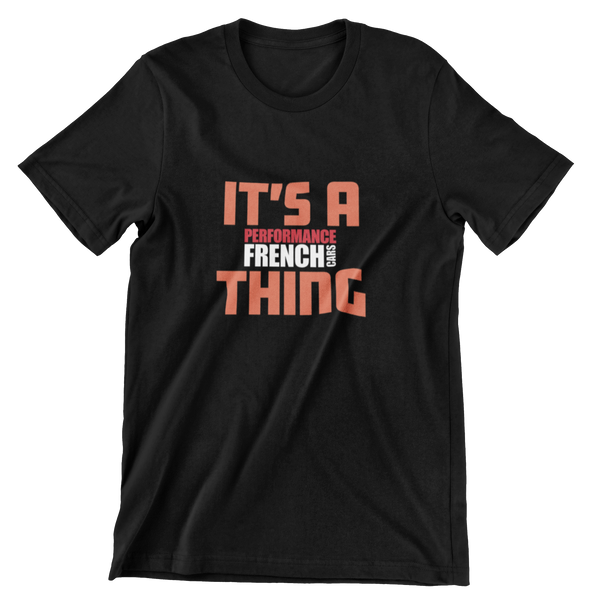 IT'S A PFC THING T-SHIRT