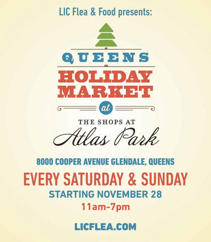 Queens Holiday Market