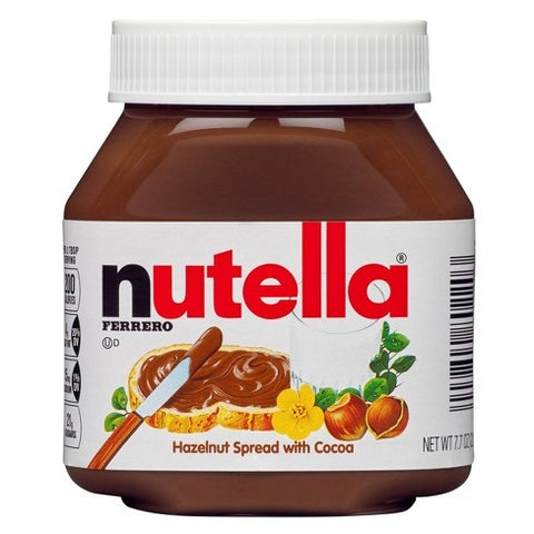 Nutella for Dipping