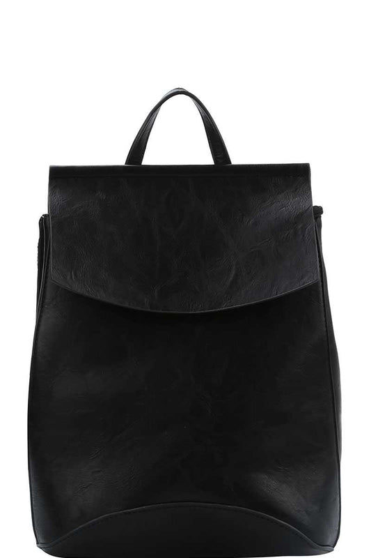 Stylish Virago Fashion Convertible Backpack - LockaMe Designs