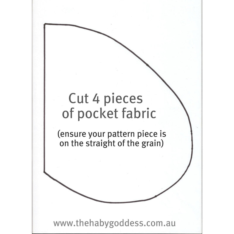 Pattern Creation: Pockets - LockaMe Designs