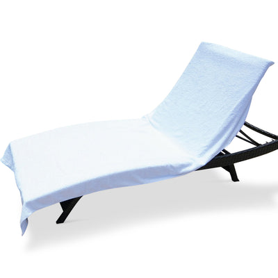 Resort Lounge Chair Towel Cover