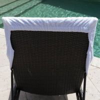 Resort Terry Lounge Chair Towels