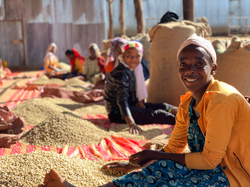 Ethiopia Sourcing Trip, January 2020