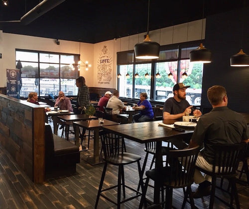 Introducing PT's at Wheatfield Village—Our Second Topeka Cafe