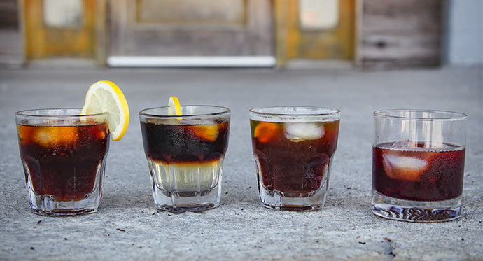 Revamp your cold brew routine with these four concoctions