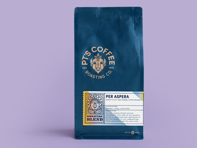 Introducing Per Aspera Benefit Blend