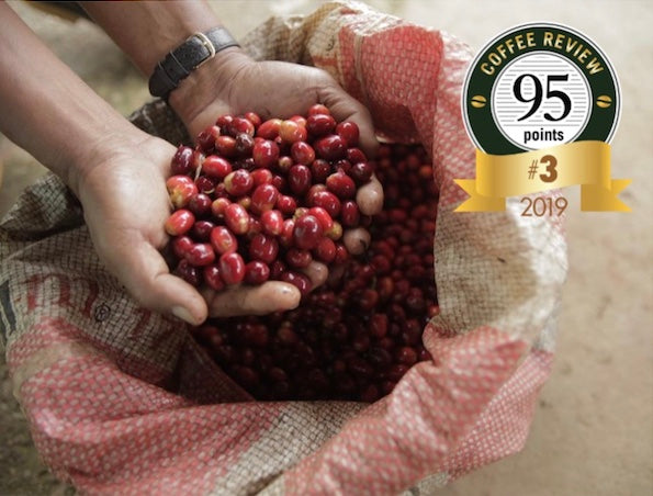 Sudan Rume is Coffee Review's No. 3 Coffee of 2019